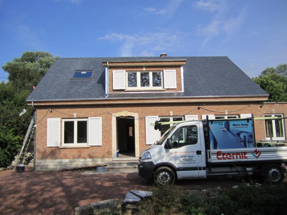Isolation de toiture par l exterieur 3611 for Isolation toiture exterieur